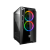 Picture of COUGAR TURRET MID TOWER ATX RGB CASE